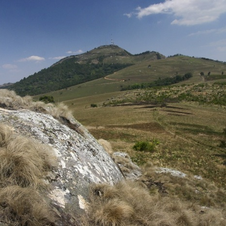 Zomba Plateau, Malawi