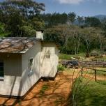 Unser Unterkunft auf dem Zomba Plateau (Trout Farm), Malawi