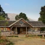 Litchenya Hut, Mulanje Massiv, Malawi