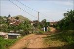 Amedzofe - ein kleines Dorf in der Volta Region