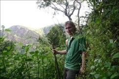 Waehrend der Wanderung zum Upper Wli Waterfall